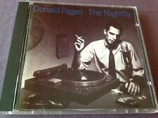 Donald Fagen The Nightfly Target CD Made W. Germany Steely Dan Smooth Case