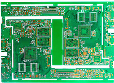 PCB Prototype 2 Layers Manufacture Fabrication Small Quantity Fast Run service
