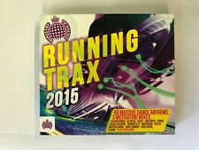 Running Trax 2015  CD  Avicii/Sam Smith/Sigma/DJ Fresh... NEW & unsealed CD60