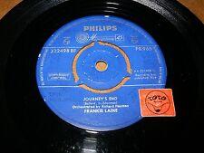 FRANKIE LAINE - RAWHIDE - JOURNEY'S END  / LISTEN - ROCK COUNTRY POPCORN