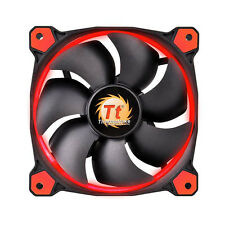 Thermaltake 120 Mm Riing12 LED Fan - Red