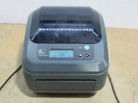 Zebra GX420d Direct Thermal WiFi Label Barcode Printer GX42-202710-000 No Roller
