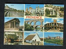 Posted 1987 Multiviews of Provence: Vaison: Avignon: Nimes: Arles