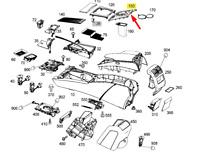 Mercedes-Benz Glk-Classe X204 Rangement Bac Housse A20468060088S90 Neuf Original
