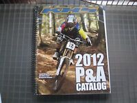 KHS Bicycle Parts Book P & A Parts & Bike Accessories Dealer Catalog 2012