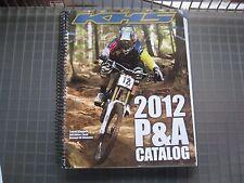 KHS Bicycle Parts P & A Parts & Bike Accessories Dealer Catalog 2012