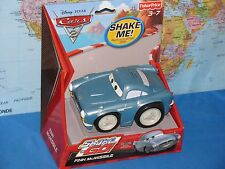 DISNEY PIXAR CARS 2  FISHER PRICE FINN McMISSILE SHAKE N GO **BRAND NEW & RARE**