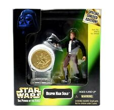Star Wars Power of The Force Millennium Minted Coin Collection - Bespin Han Solo