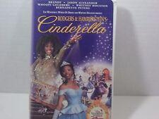 Cinderella- Brandy/ Whitney Houston/Jason Alexander-VHS