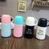 Cartoon Thermos Stainless Steel Vacuum Flask Cup Bottle Insulated Tumbler  C Hw