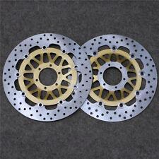 Front Brake DIsc Rotors Fit For HONDA CBR600 XL 1000 V Varadero GL 1500 Valkyrie
