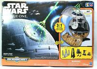 Star Wars Rogue One DEATH STAR Micro Machines 2016 Hasbro Playset
