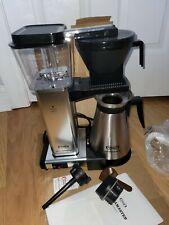 Technivorm Moccamaster Coffee Maker KGBT 79312, 1.25L, Polished Silver