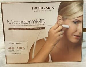 Trophy Skin Microderm MD Microdermabrasion System - lightly used COMPLETE TESTED