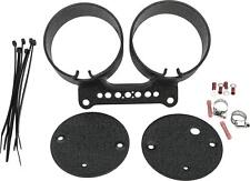 HARDDRIVE DUAL GAUGE MOUNT BRACKET KIT BLACK 169390