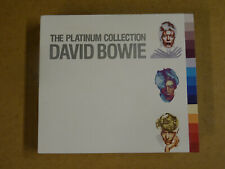 3-CD BOX / DAVID BOWIE - THE PLATINUM COLLECTION