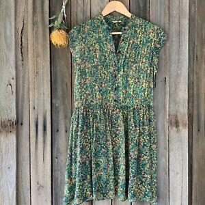 GORMAN Silk Dress, Size 8