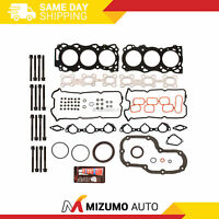 Full Gasket Set Head Bolts Fit 05-09 Nissan Pathfinder Xterra Frontier VQ40DE