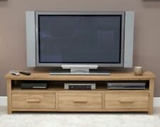 Solid Wood Entertainment Cabinets for More Than 65""