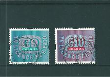 Elizabeth II (1952-Now) British Fiscal & Revenue Stamps