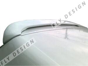 VW Golf V 5 Dachspoiler Spoiler Dachkannte Heck Schürze Apron Lip Blende gtd r