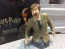 Harry Potter Gentle Giant Bust REMUS LUPIN WEREWOLF TRANSFORMATION No 357/500