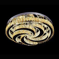 Modern LED Crystal Chandelier Pendant Lamp Ceiling Lighting  2019