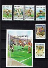 Briefmarken Olympische Spiele 1988 Lesotho postfrisch