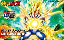Super Saiyan Vegeta Model Kit Dragon Ball Z Figure-rise Standard