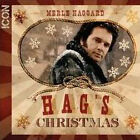 MERLE HAGGARD - ICON CHRISTMAS - CD - Sealed