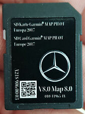 Carte SD GPS MERCEDES (Star1) GARMIN MAP PILOT Europe 2017 v8 A2189060003