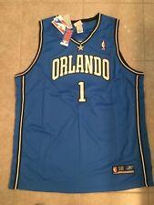 Tracy McGrady NBA Authentic Orlando Magic Mens Vintage Game Jersey Sz 58 NWT