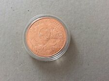 1 pièce de 10 € Autriche  2014 en cuivre Tirol