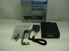 REALISTIC 40 CHANNEL 2 WAY CB RADIO REALISTIC TRC-483 NEW IN BOX