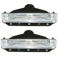 2 X Led Fog Lights 12v Car For Mazda Rx-7 Mx-3 Rx-8 Mx-5 323 626 Bongo Scrum 323