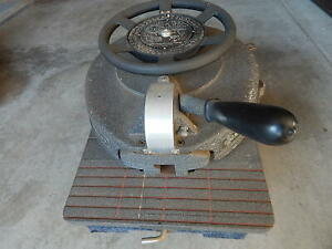 """Diagraph GG-S-747 Stencil Cutting Machine - 1/2"""" Letters & Numbers - Works"""