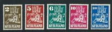 Netherlands 1950 - Bombed Churches Rebuilding Fund  - SG720/724 - MH