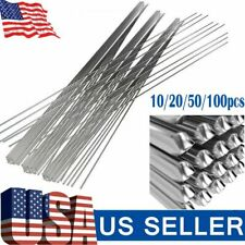 New listing 10-100x Temperature Wire Brazing Solution Welding Flux-Cored Rods 1.6/2mm*50cm