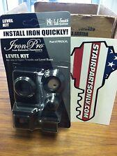 LJ SMITH (LI-PROLVL) IronPro Level Kit Iron Baluster Fastener (Box of 1 pc)