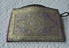 Envío Gratis! Purple Kilim Grecas Coin bolso bolso Hobo Hippy Étnica Oriental