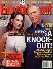 Entertainment Weekly 1/05,Hilary Swank,January 2005,NEW