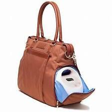 Sarah Wells Claire Brown Breast Pump Bag