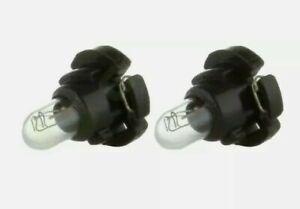 Dash Light Bulbs-Toyota Corolla Heater A/c Climate Control HVAC-Set of 2 Bulbs