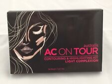 Brand New Australis AC on tour kit - Contouring and Highlighting Kit - Light