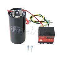 Relay And Start Capacitor CSR-U2 Compressor Energy Saver Hard Start Capacitor