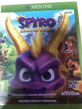 Activision 88242EN Spyro Reignited Trilogy Video Game for Xbox One