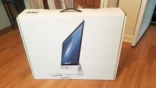 Empty Box for 27� Apple iMac Slim for storage or shipping 2012