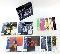 THE POLICE / JAPAN Mini LP CD x 5 titles + PROMO OBI + PROMO BOX Set!! NEW!!