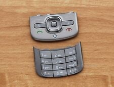 ORIGINALE Nokia 6710 Navigator Tastiera Set 2 pezzi (nuovo, 9790c16/9790c03)