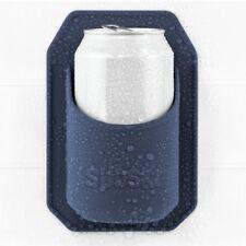 Sudski Shower Beer Holder Navy Blue - bath cup suction bathroom drink soap